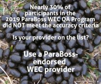 ParaBoss-endorsed WEC providers.